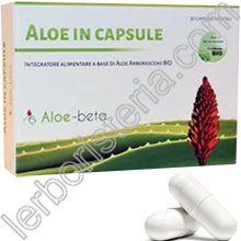 Aloe Arborescens Bio in Capsule