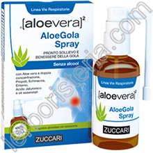 Aloevera2 AloeGola Spray