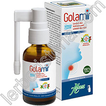 Golamir 2Act Spray No-Alcool Adulti e Bambini