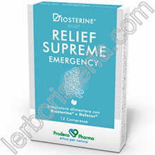 Biosterine Relief Supreme Emergency