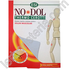 No-Dol Thermo Cerotti