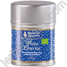 Churna Pitta Biologico