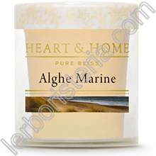 Heart & Home Candela Alghe Marine Small