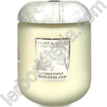 Heart & Home Candela Christmas Wonderland Medium