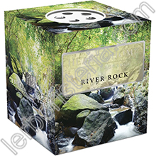 Heart & Home Candela River Rock Small