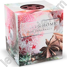 Heart & Home Candela Tepore d'Inverno Small