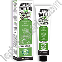Aftertattoo Green Balm Trattamento Post Tatuaggio