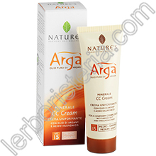 Argà CC Cream Crema Uniformante SPF 15 Color Correction Medio-Chiara