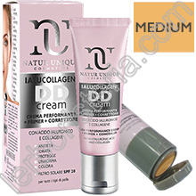 Ialucollagen DD Cream Crema Performante + Primer + Correttore Tonalità Medium