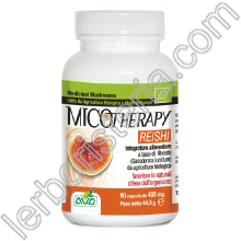 Micotherapy Reishi