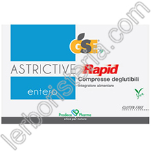 GSE Entero Astrictive Rapid Deglutibile