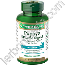 Papaya Enzyme Digest
