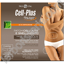 Cell-Plus Alta Definizione Patch Cellulite e Snellimento