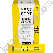 Yes, Sirt Slimming Activator Stick-Pack