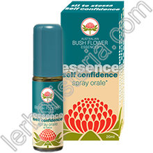 Australian Bush Flower Essences Self-Confidence - Autostima - Spray Orale