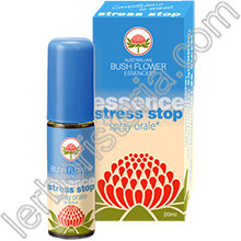 Australian Bush Flower Essences Stress Stop Spray Orale