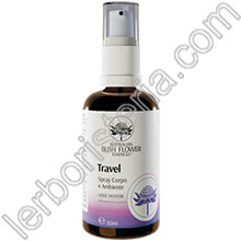 Australian Bush Flower Essences Travel Spray Corpo e Ambiente