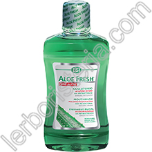Aloe Fresh Collutorio Zero Alcool Azione Retard
