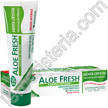 Aloe Fresh Menta Crystal Retard Dentifricio