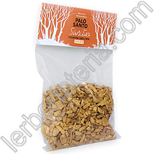 Palo Santo Chips Legno Incenso Naturale