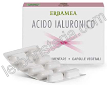 Acido Ialuronico Capsule Vegetali