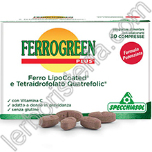 Ferrogreen Plus Compresse