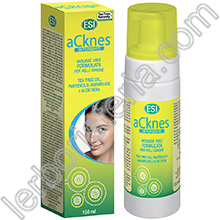 Acknes Tea Tree Remedy Mousse Detergente