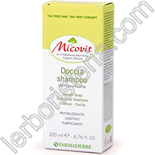 Micovit Doccia-Shampoo con Tea Tree Oil