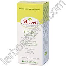 Micovit Emulgel con Tea Tree Oil
