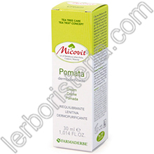Micovit Pomata con Tea Tree Oil