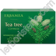 Tea Tree Compresse con GSE Zinco e Berberis
