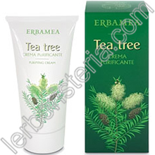 Tea Tree Crema Purificante