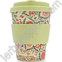 Ecoffee Cup Ecotazza Bambù Biodegradabile Papafranco