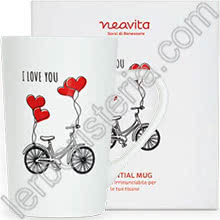 Lovely Tea Tazza I Love You Bike